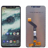Display cu touchscreen Motorola One (P30 Play) Original Negru