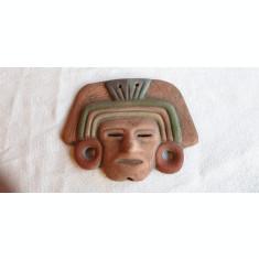 MASCA DECORATIVA DIN CERAMICA, MEXIC L47