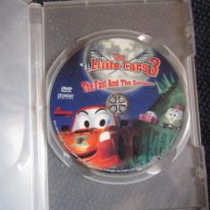 dvd the little cars 3