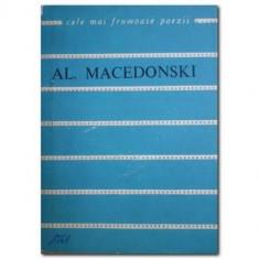 VERSURI - AL. MACEDONSKI