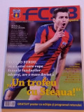 "Revista fotbal - ""FCSB"" revista oficiala a FC Steaua Bucuresti (nr.17/2011)"