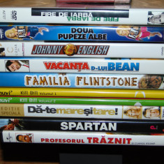LOT 10 DVD-uri FILME