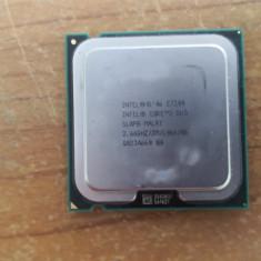 Intel Pentium Core 2 Duo E7300 2,66 GHz 1066 MHz 3 MB LGA775 SLAPB #RAZ