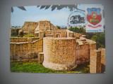 HOPCT  MAXIMA 72717  CETATEA DE SCAUN SUCEAVA 1980 -ROMANIA, Romania de la 1950