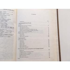 PSB 2 APOLOGETI DE LIMBA GREACA- JUSTIN MARTIRUL SI FILOZOFUL, TEOFIL, ATENAGORA