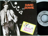 "David Bowie - Absolute Beginners (1986) disc vinil single 7"" COMANDA MINIMA!"