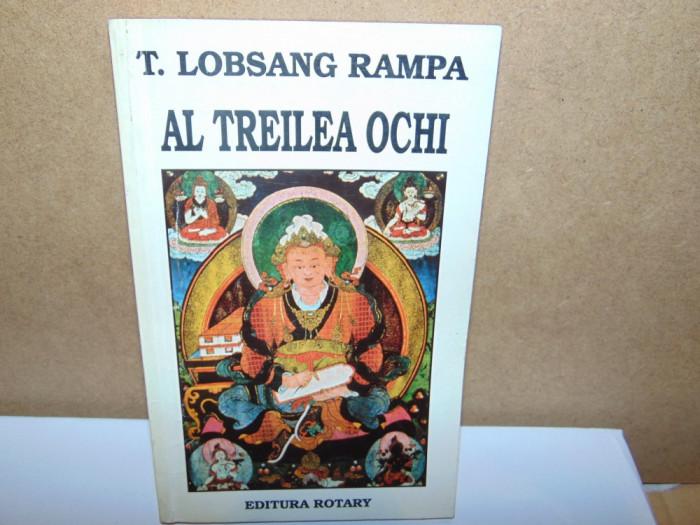 AL TREILEA OCHI -T.LOBSANG RAMPA