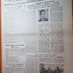 Sportul popular 8 august 1953-proba ciclista de viteza,box,volei
