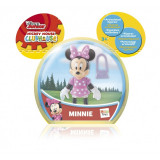 Figurine articulate Minnie Mouse, 10 cm, 3 ani+