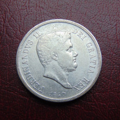 Moneda argint 120 Grana 1840