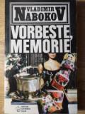 VORBESTE, MEMORIE-VLADIMIR NABOKOV