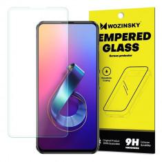 Folie Asus Zenfone 6 ZS630KL, Sticla Securizata 9H, Case Friendly