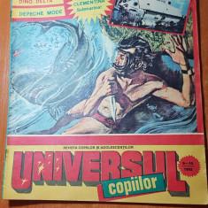 Revista universul copiilor nr. 9-10/ martie 1992 - numar dublu