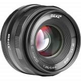 Obiectiv manual Meike 35mm F1.4 pentru Nikon 1