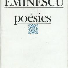 AS - MIHAI EMINESCU - POESIES (EDITIE IN FRANCEZA  )