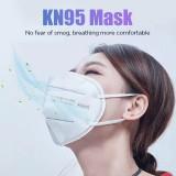 Masca de protectie, FFP 2, KN 95, 5 straturi
