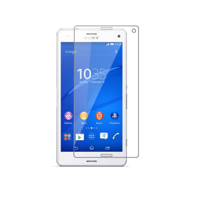 Tempered Glass - Ultra Smart Protection Sony Xperia Z3 Compact foto