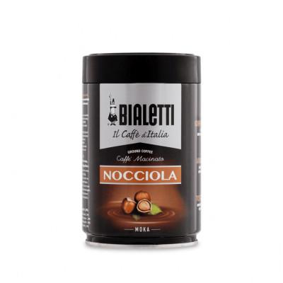 Cafea macinata Bialetti Nocciola Hazelnut Moka 250g foto