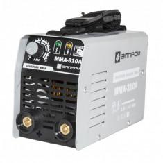 Invertor sudura Elprom, 310 A, MMA, electrozi 1.6 - 4 mm, IP 21