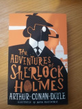 Cumpara ieftin The adventures of Sherlock Holm - A. C. Doyle