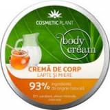 Crema de Corp cu Lapte si Miere Cosmetic Plant 200ml Cod: 5943054402732