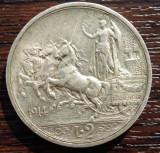 (A284) MONEDA DIN ARGINT ITALIA - 2 LIRE 1914, VITTORIO EMANUELE III, Europa