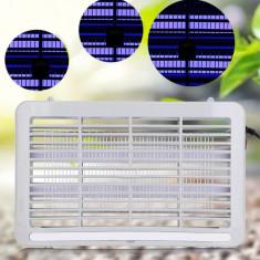 Aparat electric anti insecte -muste - tantari cu UV 4W