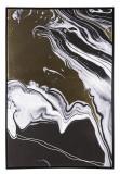 Tablou canvas abstract Bold 82.6 cm x 4.3 cm x 122.6 h Elegant DecoLux, Bizzotto