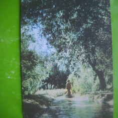 HOPCT 41386 PESCAR PE CANAL IN DELTA DUNARII    -JUD  TULCEA -RPR CIRCULATA