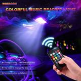 Cumpara ieftin Set 2 LED-uri multicolore pentru plafoniera