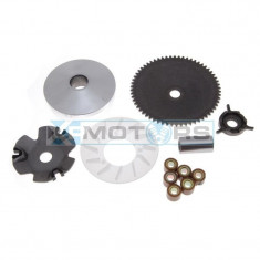 Variator complet scuter Gy6 4T - WM Moto