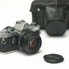 Pentax MX cu obiectiv 50mm 1.7 - Stare excelenta!