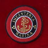 Emblema Romania Infanteria Marina, Patch ecuson armata