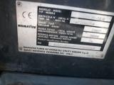 Buldoescavator Komatsu