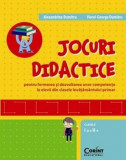 Jocuri didactice. Clasele I si a II-a/Alexandrina Dumitru, Viorel-George Dumitru