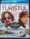 The Tourist (BluRay), BLU RAY, Engleza