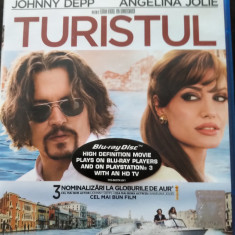 The Tourist (BluRay)