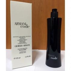 Giorgio Armani - ARMANI CODE Homme 125ml | Parfum Tester, 125 ml