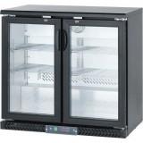 Minifrigider Pentru Bauturi Cu 2 Usi 254 Lit