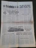 Ziarul Scanteia 28 aprilie 1989