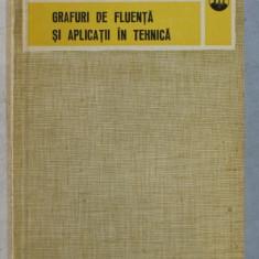 GRAFURI DE FLUENTA SI APLICATII IN TEHNICA de N . V. GHIRCOIASU si C. MIRON , 1974