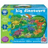 Puzzle de Podea Dinozauri 50 Piese, orchard toys