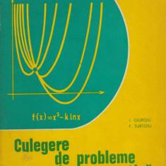 Giurgiu, I. s. a. - CULEGERE DE PROBLEME DE MATEMATICA PENTRU TREAPTA A II-A, Didactica si Pedagogica
