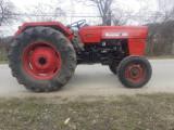 Tractor Universal 445, cutie viteze 2 manete, carte si talon Romania, Little Tikes