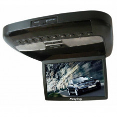 DVD Player auto de plafon Peiying, 10 inch, USB, port card SD/MMC/MS foto