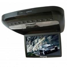 DVD Player auto de plafon Peiying, 10 inch, USB, port card SD/MMC/MS