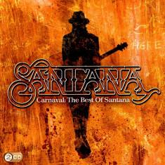 Santana Carnaval:The Best Of Santana (2cd)