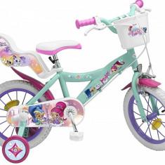 Bicicleta copii Toimsa Shimmer Shine 14 inch