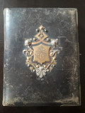 Album pt poze secol 19 monograma Edmund Schunn Sebes Alba vezi descriere