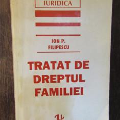 Tratat de dreptul familiei-Ion Filipescu